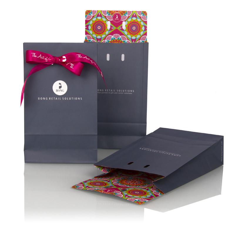 BONG Retail Solutions - retail gift bag