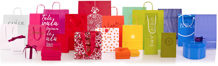 BONG Retail Solutions Shopping Bags