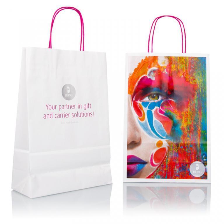 BONG Retail Solutions - carrier bag