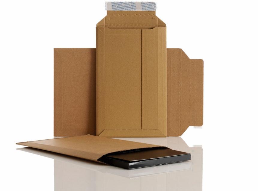 Bong Retail Solutions: Corrugated envelope